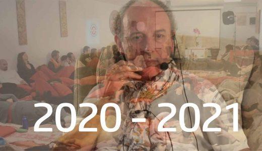 2020 A ETE L'ANNEE LA PLUS CONFRONTANTE ET DANS LAQUELLE NOUS AVONS LE PLUS CREE. Confinements