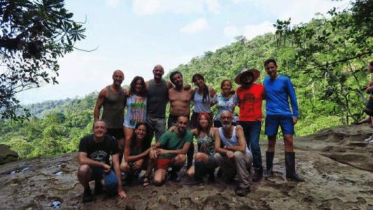 DERNIÈRES PLACES DISPONIBLES POUR LA JUNGLE EN JANVIER ET EN FÉVRIER « Voyage à la rencontre de la jungle